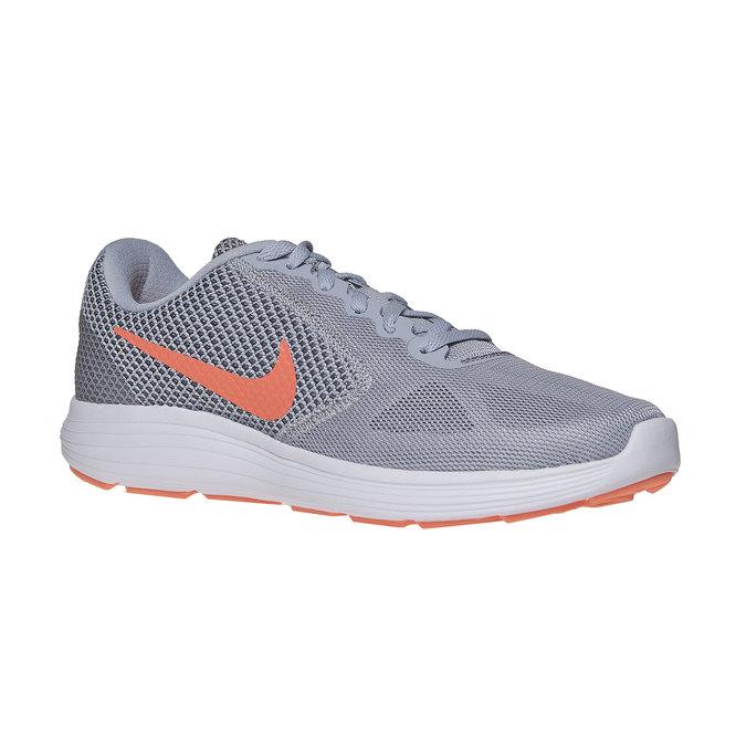 Chaussure de sport nike, Gris, 509-2220 - 13
