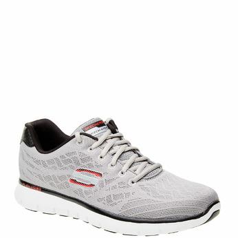 Chaussure de sport homme skecher, Gris, 809-2979 - 13