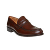 Penny Loafers en cuir pour homme bata-the-shoemaker, Brun, 814-4160 - 13