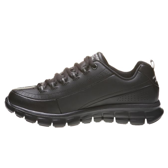 Chaussure de sport skecher, Noir, 504-6323 - 15