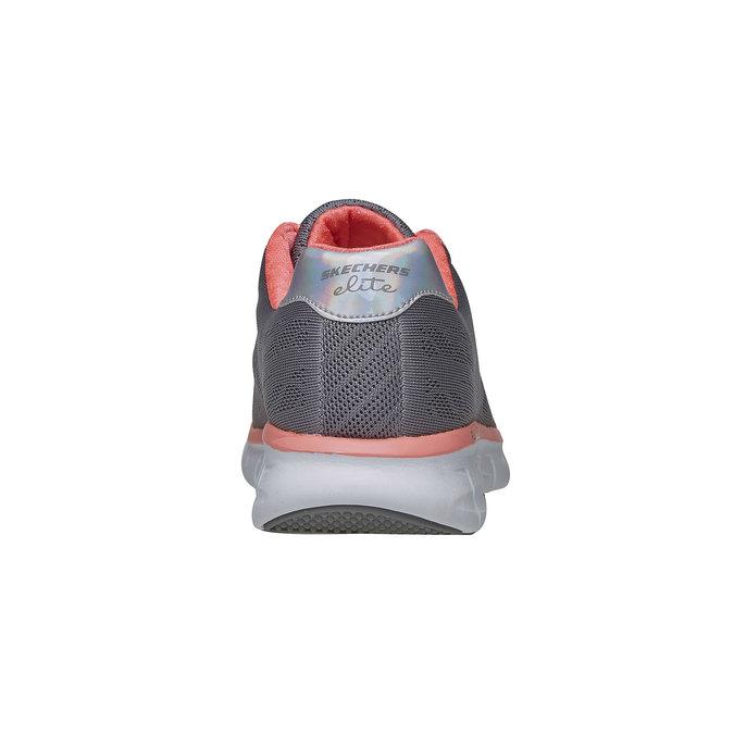 Chaussure de sport femme skecher, Gris, 509-2659 - 17