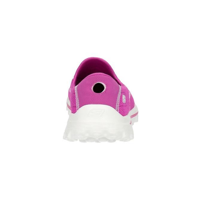 Slip on sport skecher, Rose, 509-5708 - 17