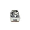 Basket imprimée femme superga, Noir, 589-6319 - 17