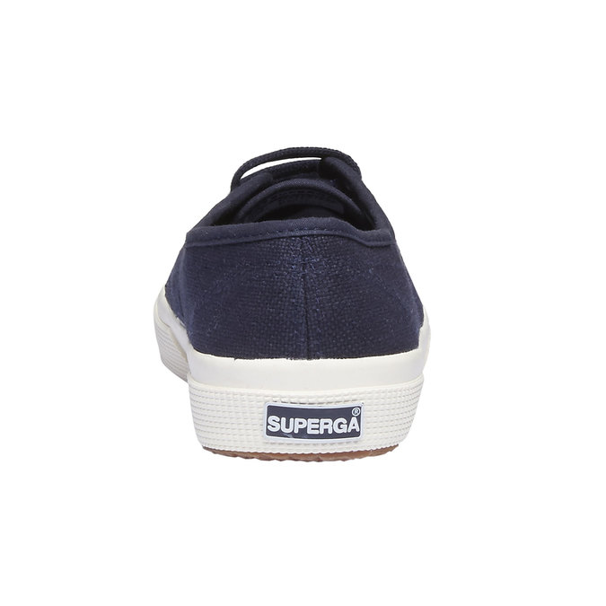 Tennis en toile superga, Violet, 589-9187 - 17