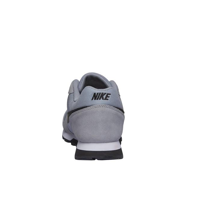 Tennis grise pour homme nike, Gris, 809-2223 - 17