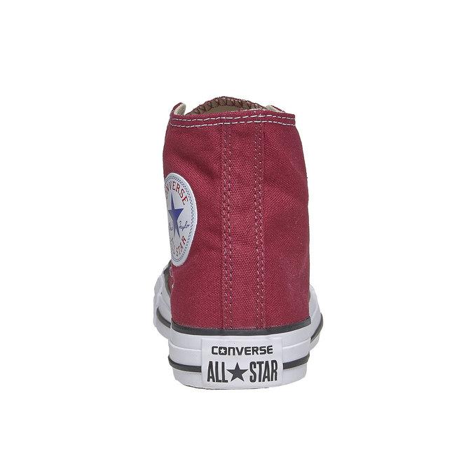 Basket montante femme, Rouge, 589-5278 - 17