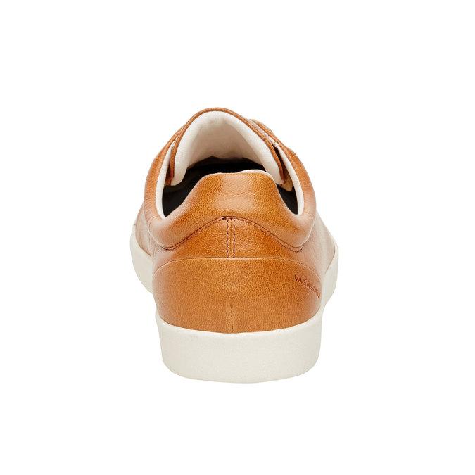 Basket en cuir pour homme vagabond, Brun, 824-3013 - 17