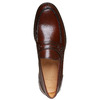 Penny Loafers en cuir pour homme bata-the-shoemaker, Brun, 814-4160 - 19