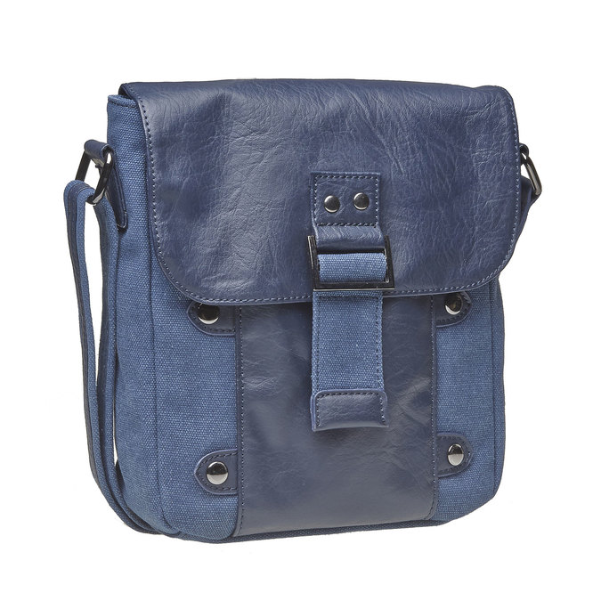 Sac cross-body homme bata, Violet, 929-9805 - 13