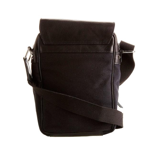 Le sac à bandoulière Seymur bata, Noir, 964-6100 - 26