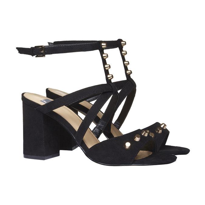 Chaussures Femme bata, Noir, 769-6534 - 26
