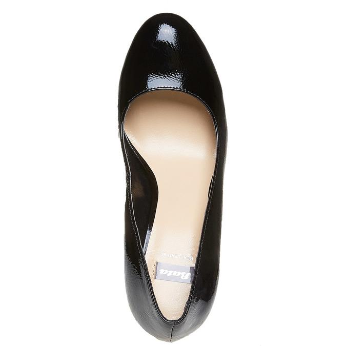 Chaussures Femme bata, Noir, 721-6903 - 19