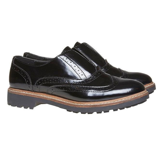 Chaussures Femme bata, Noir, 511-6194 - 26