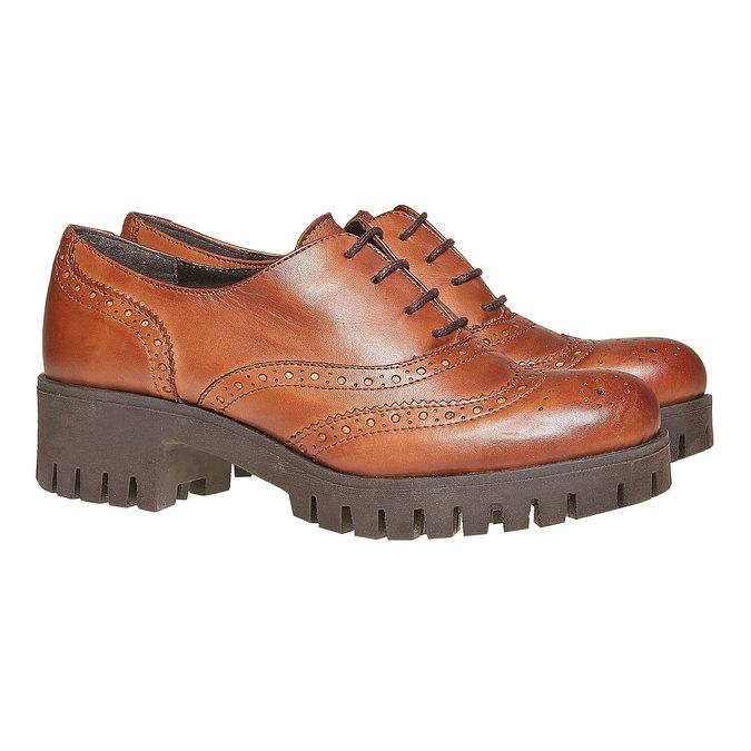 Chaussures Femme bata, Brun, 524-3165 - 26