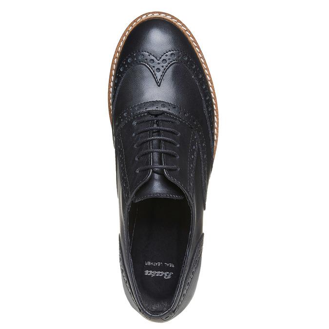 Chaussures Femme bata, Noir, 524-6226 - 19