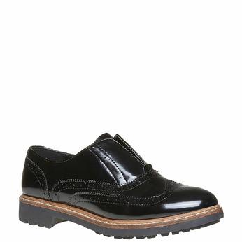 Chaussures Femme bata, Noir, 511-6194 - 13