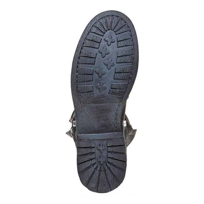 Chaussures Femme bata, Noir, 594-6103 - 26