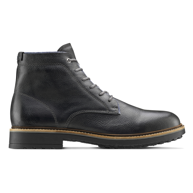 Chaussures Homme bata, Noir, 894-6522 - 26