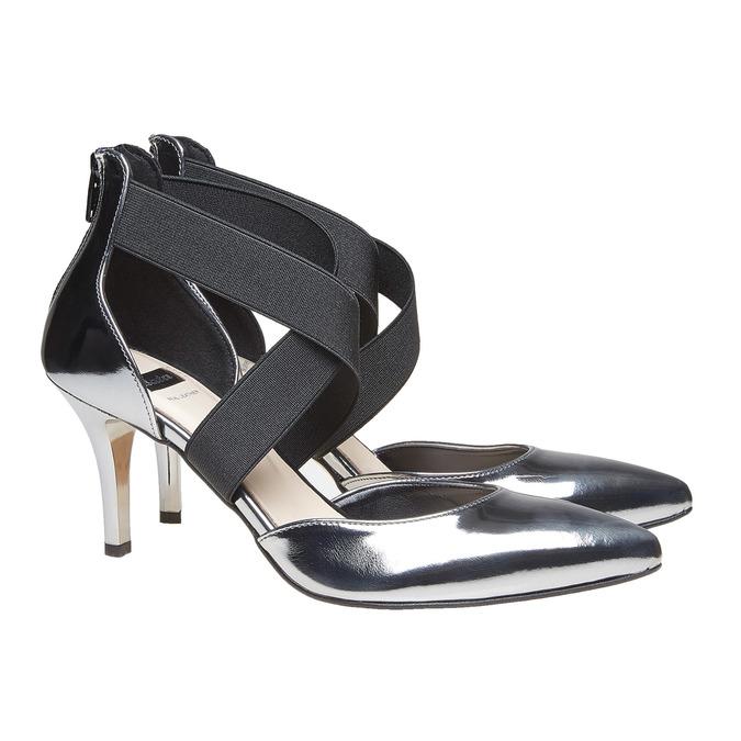 Chaussures Femme bata, Blanc, 721-1369 - 26
