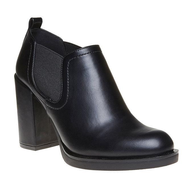 Chaussures Femme bata, Noir, 721-6328 - 13