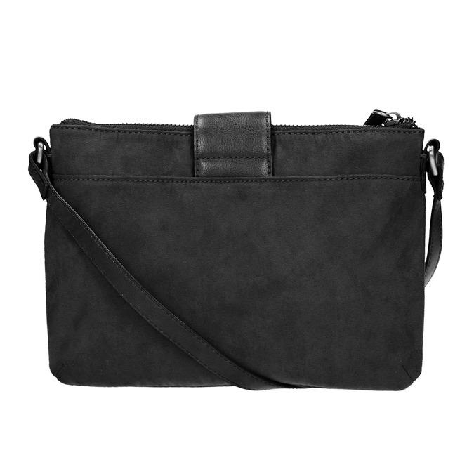Petit sac à bandoulière bata, Noir, 969-6458 - 26