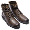 Bottine en cuir bata, Brun, 894-4449 - 19