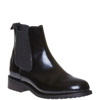 Chaussure femme style Chelsea bata, Noir, 594-6124 - 13