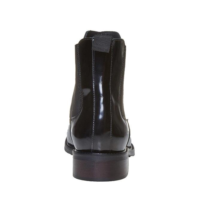 Chaussure femme style Chelsea bata, Noir, 594-6124 - 17