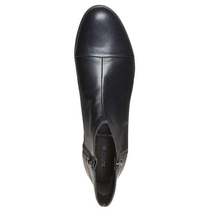 Chaussures Femme sundrops, Noir, 594-6101 - 19