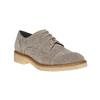 Chaussure décontractée en cuir bata, Gris, 523-2262 - 13