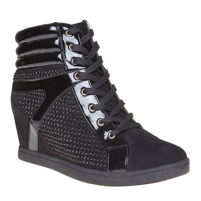 Chaussures Femme north-star, Noir, 729-6360 - 13