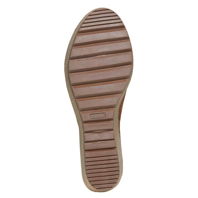 Chaussures Femme bata, Brun, 799-3200 - 26