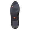 Chaussure à talon en cuir flexible, Noir, 613-6111 - 26