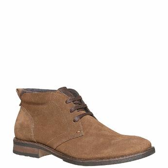 Chaussures Homme bata, Brun, 823-4533 - 13