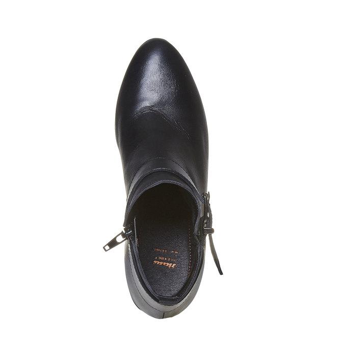 Chaussures Femme flexible, Noir, 694-6344 - 19