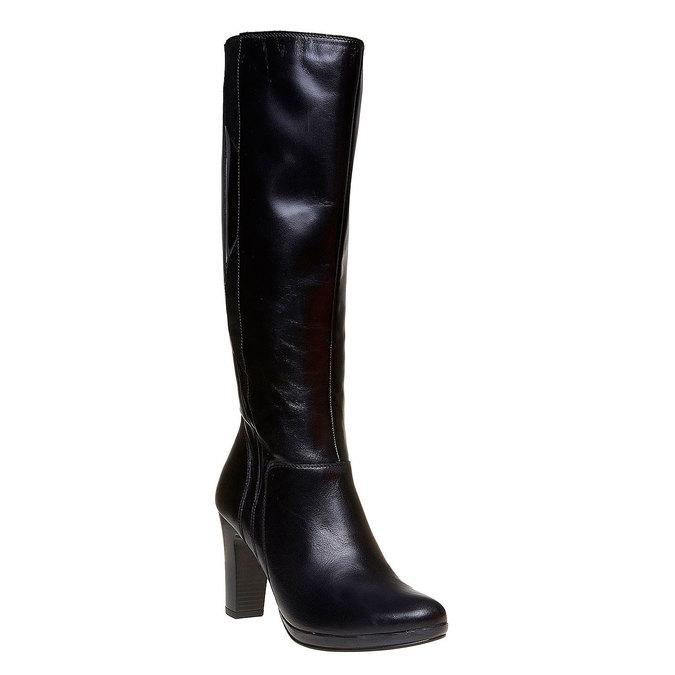 Chaussures Femme bata, Noir, 794-6531 - 13