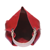 Sac à main exclusif style Hobo bag bata, Rouge, 964-5142 - 15