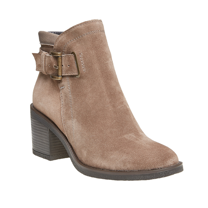 Chaussures Femme bata, Brun, 793-4542 - 13