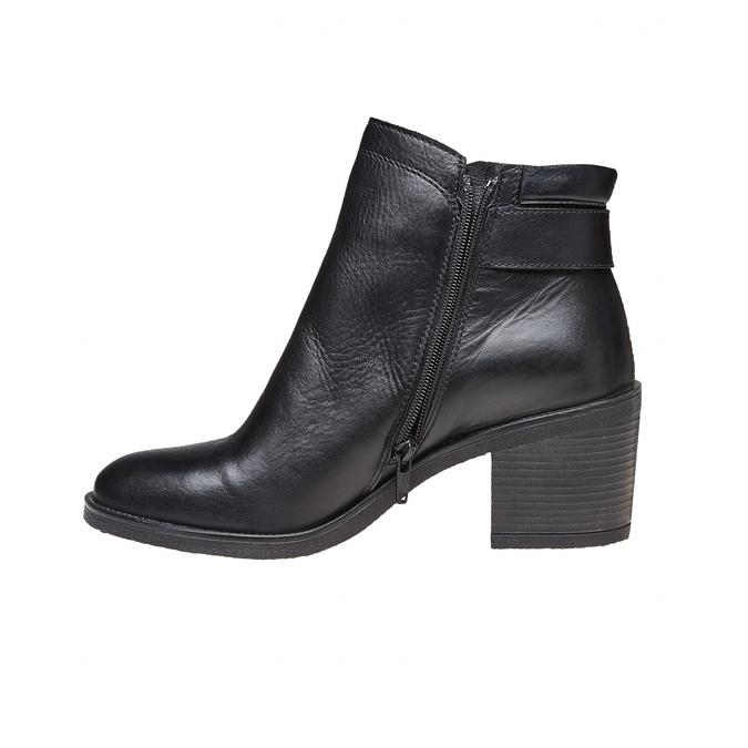 Chaussures Femme bata, Noir, 794-6542 - 19