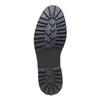 Chaussures en daim Chelsea bata, Brun, 893-2373 - 26