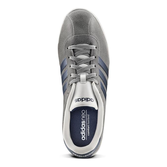 Chaussures de marche quotidienne pour homme adidas, Gris, 803-2122 - 15
