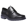 Chaussures en cuir rieker, Noir, 814-6132 - 13