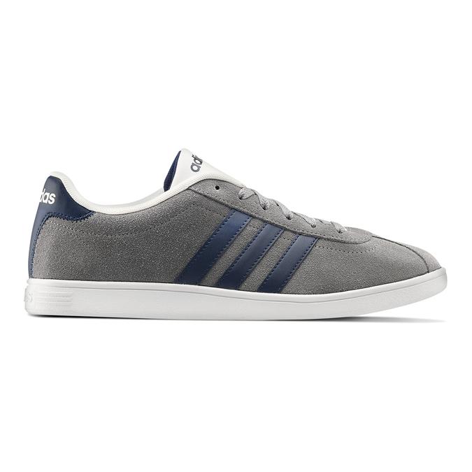 Chaussures de marche quotidienne pour homme adidas, Gris, 803-2122 - 26