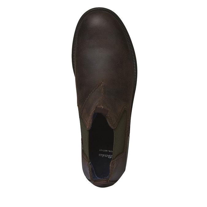 Chaussures Homme bata, Brun, 894-4369 - 19