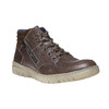 Chaussures Homme bata, Gris, 844-2686 - 13
