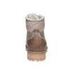 Chaussure d'hiver en cuir pour femme weinbrenner, Jaune, 594-8491 - 17