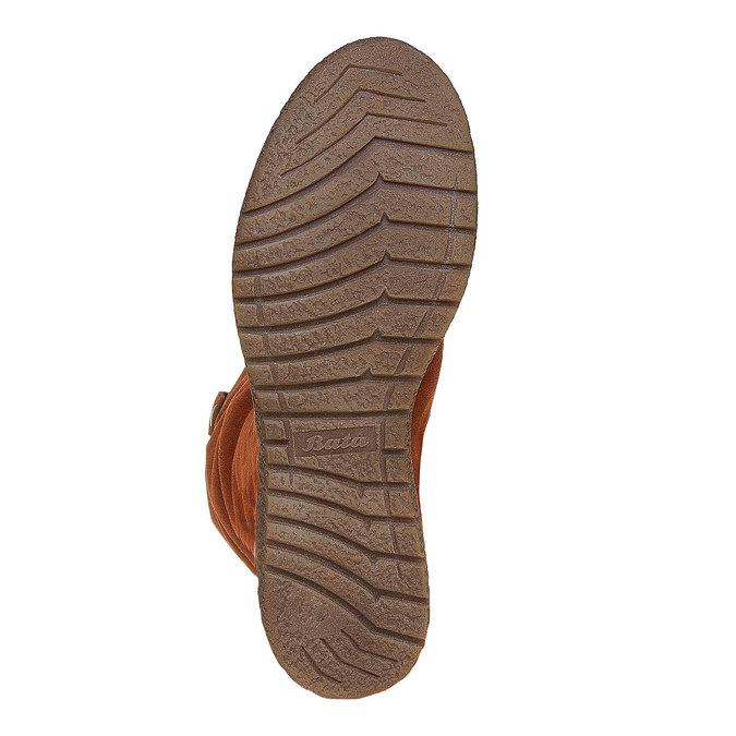Chaussures Femme bata, Brun, 593-3319 - 26