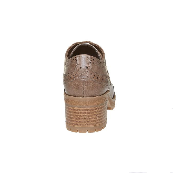 Chaussures Femme bata, Brun, 621-3191 - 17