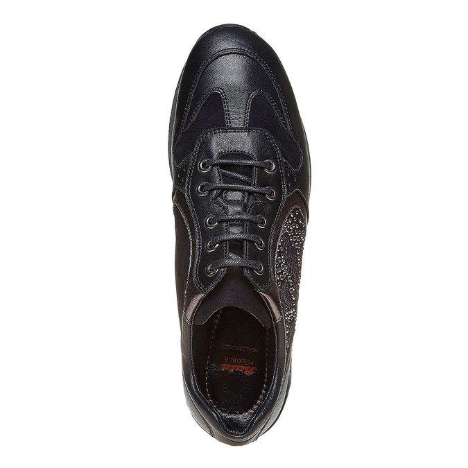 Chaussures Femme flexible, Noir, 524-6223 - 19