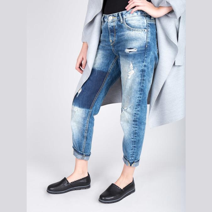 Chaussures Femme flexible, Noir, 514-6257 - 18